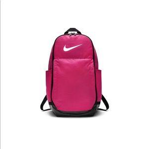 Pink Nike Water Resistant Backpack